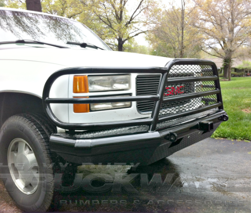 C A D Add C E D A Image X on Front Bumpers For Dodge Trucks