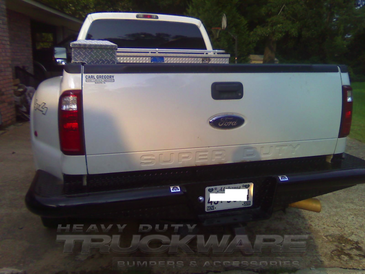 Ford Truck Towing Capacity >> Traditional Rear Dually Wrap (1999-2019) Ford Super Duty ...