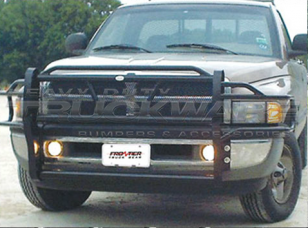 Frontier Series Brush Guard