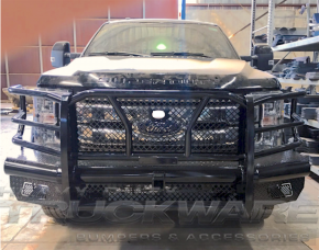 2017 2018 Ford Super Duty Heavy Duty Truckware Bumpers And