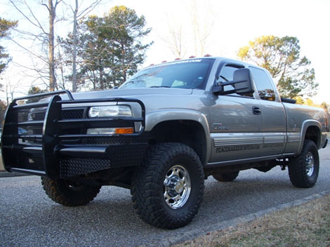 Customer Photos : Heavy Duty Truckware   Bumpers and Accessories for Ford, Chevy, Dodge, Jeep ...