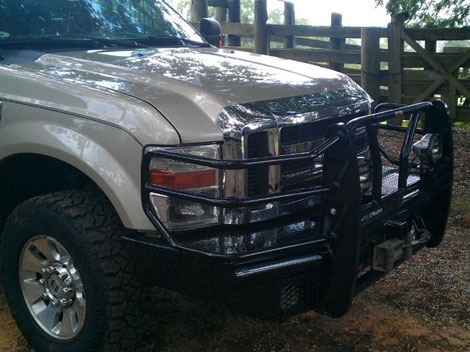 Customer Photos Heavy Duty Truckware Bumpers And